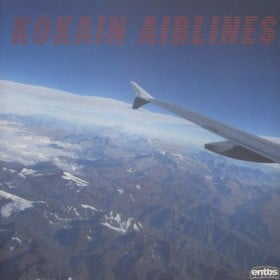 Hubert Daviz & Retrogott - Kokain Airlines EP Cover