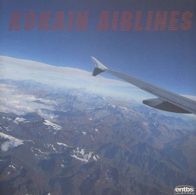 Hubert Daviz & Retrogott – Kokain Airlines Album Cover