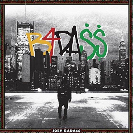Joey Bada$$ – B4.DA.$$ Album Cover
