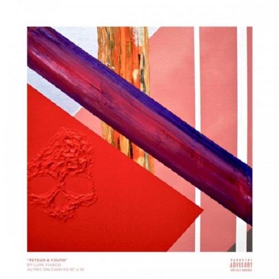Lupe Fiasco – Tetsuo & Youth Album Cover