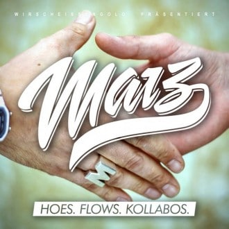 Marz - Hoes Flows Kollabos Album Cover