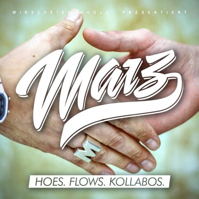 Marz – Hoes. Flows. Kollabos Album Cover