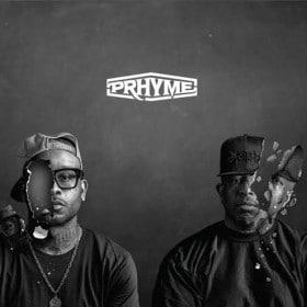 Royce Da 5'9 & Dj Premier - PRhyme Album Cover