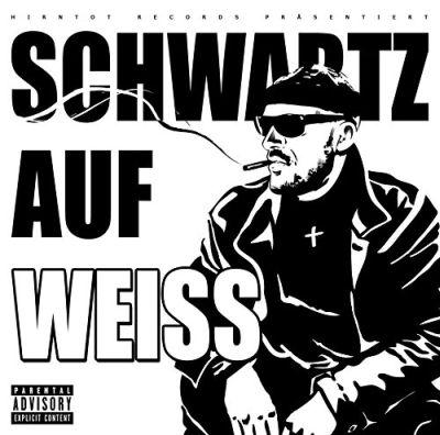 Schwartz – Schwartz auf Weiss Album Cover