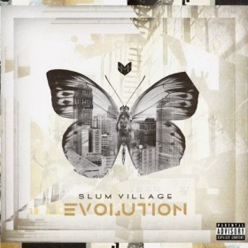 Slum Village - Evolution Album Cover