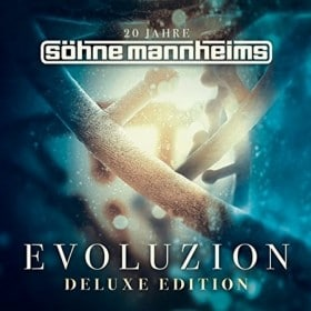 Soehne Mannheims - Evoluzion Album Cover