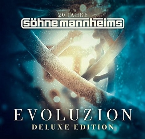 Söhne Mannheims – Evoluzion Album Cover