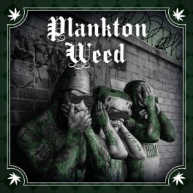 Spongebozz - Planktonweed Tape Album Cover