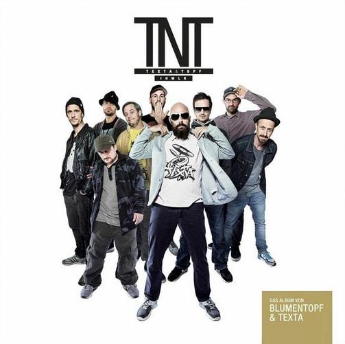 TNT – Texta & Blumentopf – #hmlr Album Cover