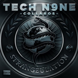 Tech N9ne - Strangeulation Album Cover