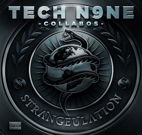 Tech N9ne – Strangeulation Album Cover