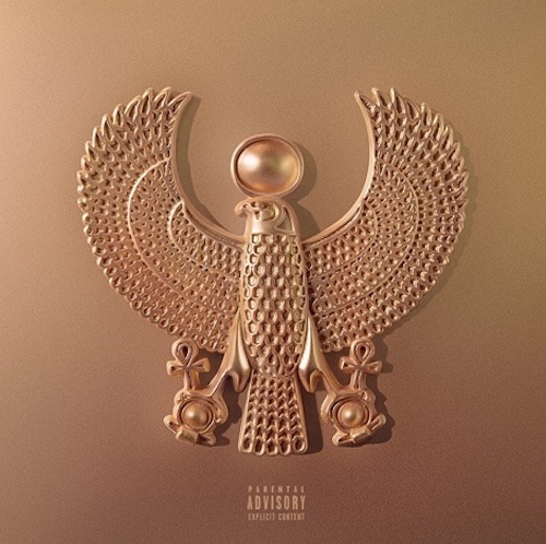 Tyga - The Gold Album Album Cover