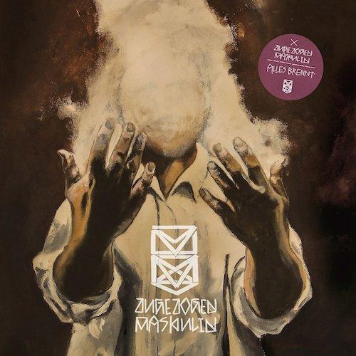 Zugezogen Maskulin – Alles Brennt Album Cover