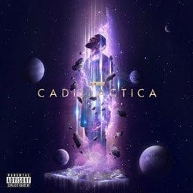 Big Krit - Cadillactica Album Cover