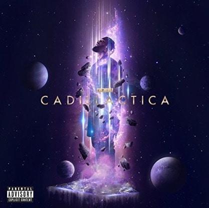 Big K.R.I.T – Cadillactica Album Cover