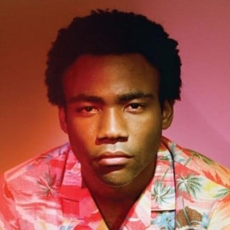 Childish Gambino - Because the internet Album Cover