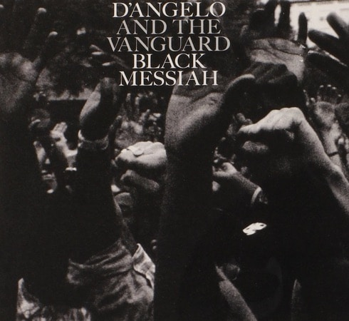 D'Angelo – Black Messiah Album Cover