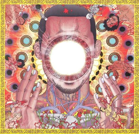 Flying Lotus – You're Dead Album Cover