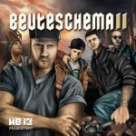 Halunkenbande - Beuteschema 2 Album Cover