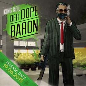King Keil - Der dope Baron Album Cover