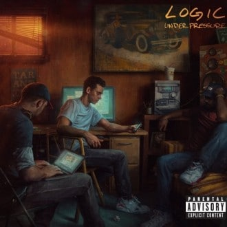 Logic - Under pressure Album Cover