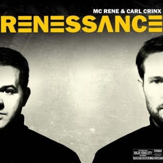 MC Rene & Carl Crinx - Renessance Album Cover