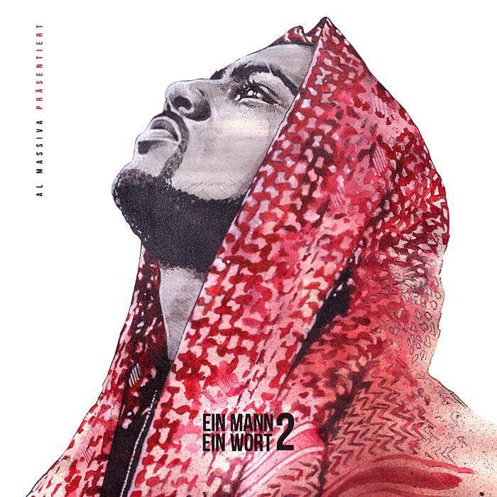 Massiv – Ein Mann Ein Wort 2 Album Cover