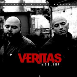 Mob Inc - Veritas Album Cover