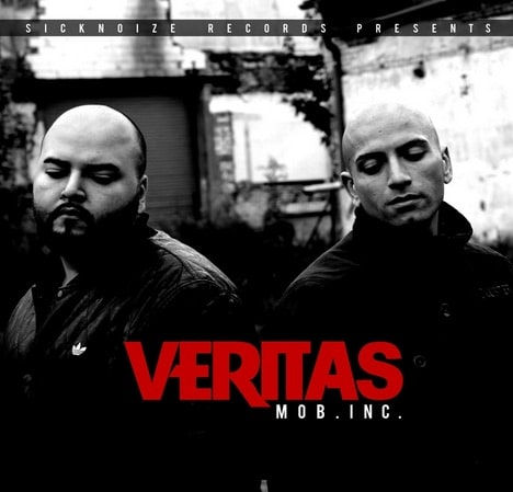 Mob.Inc. – Veritas Album Cover