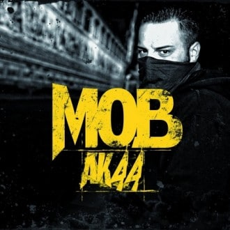 Mob44 - AK44 Album Cover
