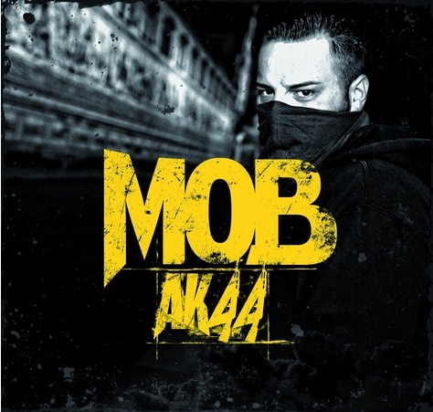 Mob44 – AK44 Album Cover