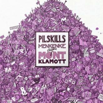 Pilskills - Menkenke aufm Mont Klamott Album Cover
