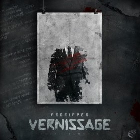 ProRipper - Vernissage Album Cover