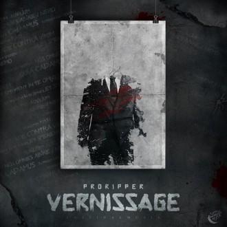 ProRipper - Vernissage Album Cover
