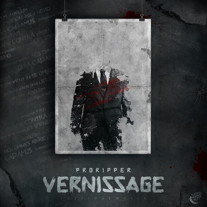ProRipper – Vernissage Album Cover