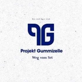 Projekt Gummizelle - Weg vom Set Album Cover