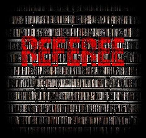 Referee – Ich liebe Hip Hop Album Cover