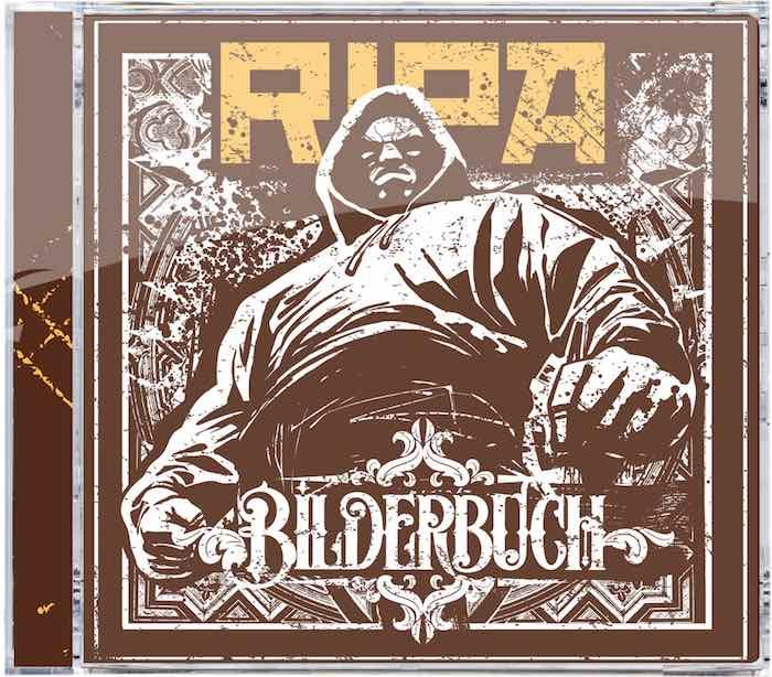 Ripa – Bilderbuch Album Cover