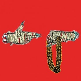Run the Jewels - Run the Jewels 2 Album Cover