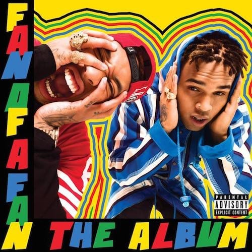Tyga & Chris Brown – Fan Of A Fan: The Album Album Cover