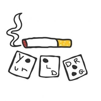 Your Old Droog - Your Old Droog Album Cover