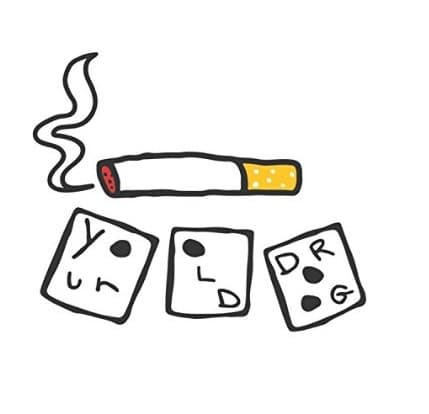Your Old Droog – Your Old Droog Album Cover