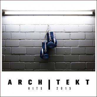 Architekt - Hits 2015 Album Cover