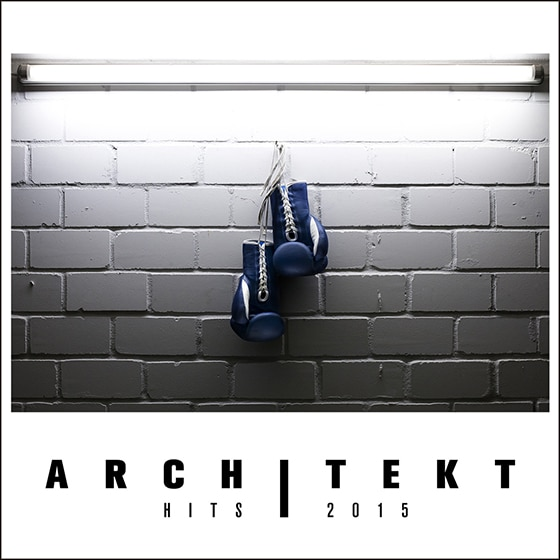 Architekt – Hits 2015 Album Cover