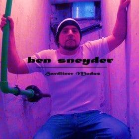 Ben Sneyder - Hardliner Modus EP Cover