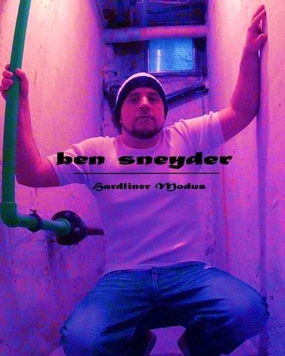 Ben Sneyder – Hardliner Modus EP Album Cover