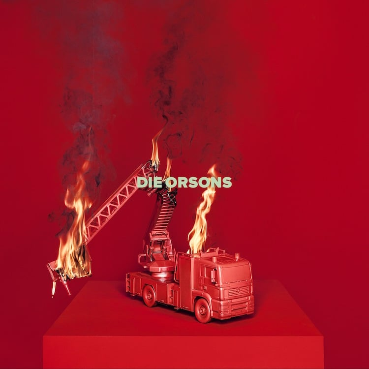 Die Orsons – What's Goes? Album Cover