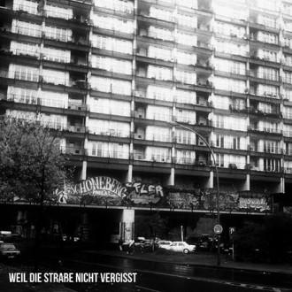 Fler - Weil die Strasse nicht vergisst Album Cover