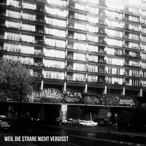 Fler – Weil die Straße nicht vergisst Album Cover