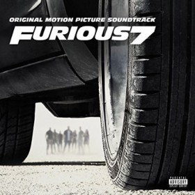 Furious 7- Original Motion Picture Soundtrack Album Cover